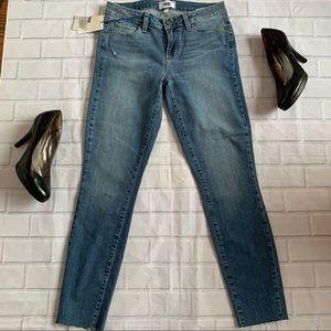 Paige Vertugo Ankle Jeans